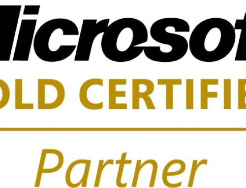 eEvolution erneut MS Gold-Kompetenz-Partner