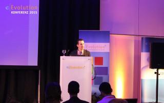 Ein Vortrag von Klemens Gratzel auf der eEvolution Konferenz 2015