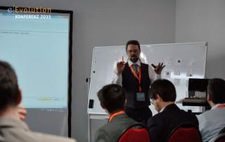 Ein Vortrag von Chris Schild auf der eEvolution Konferenz 2015