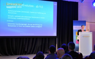 Der Vortrag von Alexander Schmidt auf der eEvolution Konferenz