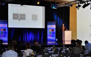 Ein Vortrag auf der eEvolution Konferenz in Seeheim