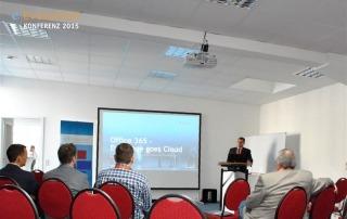 """Das Thema """"Office 365 - Exchange goes Cloud"""" auf der eEvolution Konferenz 2015"""