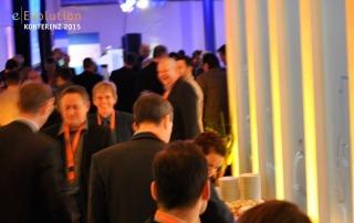 Die Gäste der eEvolution Konferenz 2015