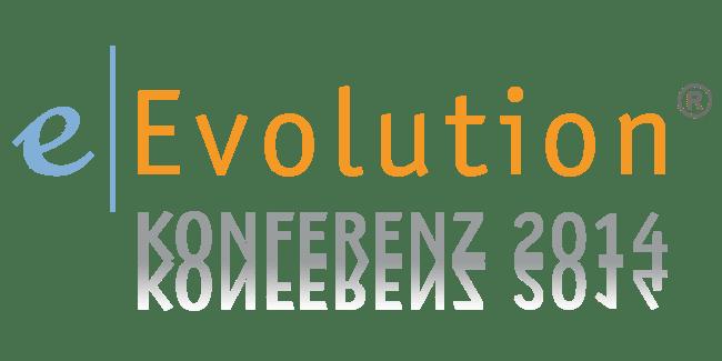 Logo der eEvolution Konferenz 2014