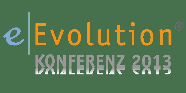 Logo der eEvolution Konferenz 2013 in München