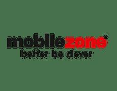 Logo von mobilezone