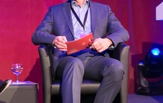 Andre Hörnlein als Moderator