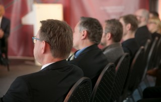 """Teilnehmer am Vortrag """"SCRUM"""""""